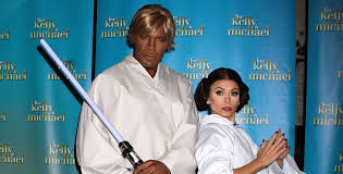 city fox halloween 2015 kelly ripa u0026 michael strahan do u0027star wars u0027 for halloween 2015