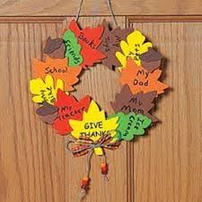 thanksgiving crafts and activities for school