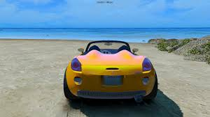 pontiac solstice pontiac solstice add on replace gta5 mods com