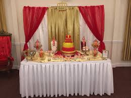 backdrop for baby shower table prince baby shower candy cake table and backdrop ws events