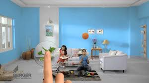 Home Design Paint App by Berger Paint App Tvc Youtube