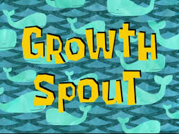 growth spout encyclopedia spongebobia fandom powered by wikia