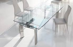 Extendable Dining Table White  Interior Home Design  Making An - Extendable dining room table