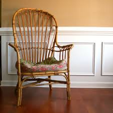 Rattan Kitchen Furniture Find Art Deco Style Dining Chairs Complete With All There Needed
