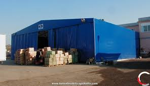 capannoni mobili capannoni mobili e coperture in pvc