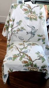slipcover tutorial for chairs henriksdal chair slipcover s part one living in the garden