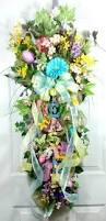 Etsy Easter Door Decorations by 439 Best Swags Images On Pinterest Door Swag Summer Wreath And