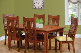 Amish Furniture Online Countryside Amish Furniture - Amish dining room table