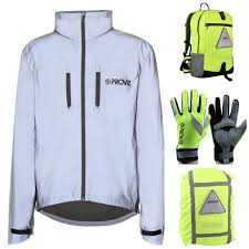fluorescent cycling jacket high visibility cycling clothing for autumn winter 2014 probikekit