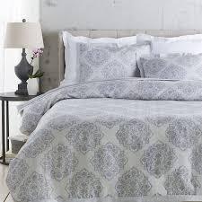 shop surya anniston 3 piece slate full queen duvet cover set at