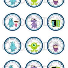 monsters inc cake toppers shop monsters inc birthday on wanelo