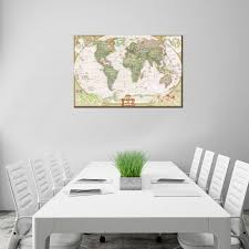 home decor canvas one piece world map mural art decorations for home decor canvas one piece world map mural art decorations for living room modern wall decor wall art poster artworks 60x90cm in painting calligraphy