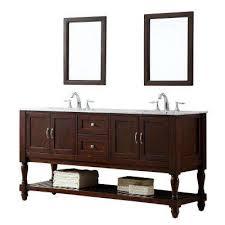 62 70 in bathroom vanities bath the home depot