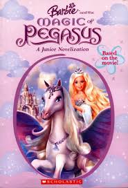 barbie magic pegasus junior novelization barbie kari