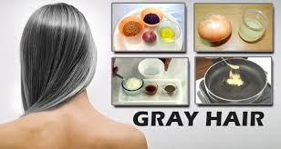 gray hair popular now normally gray hair will be a sign of graceful aging but it is