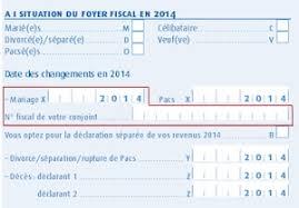 declaration de mariage impôt et mariage mariage comment déclarer ses impôts