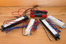 Fluorescent Light Ballasts How To Test The Ballasts In Fluorescent Light Fixtures Hunker