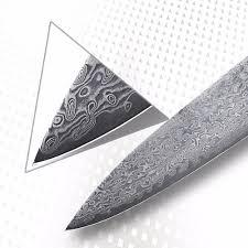 8 inch kitchen chef knife auspicious clouds pattern damascus g10
