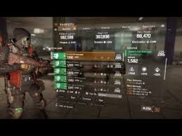 88 best build a better division 1 8 sentry the best pve build