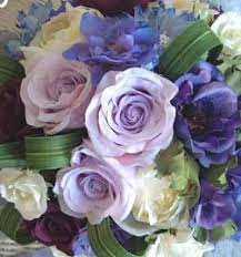 purple and blue flowers purple blue flowers