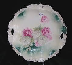 rs prussia bowl roses mickey reichel antique auction estate auction
