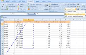 how to remove the trace arrow in excel i am a techie