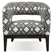 Patterned Accent Chair Chairs U0026chaises