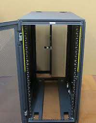 Server Rack Cabinet Poweredge 2410 24u Half Height Server Server Rack Cabinet