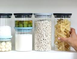 clear kitchen canisters kitchen storage jars glass vintage small jars glass kitchen