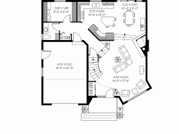 mezzanine floor plan house eplans cottage house plan upper level mezzanine 1661 square