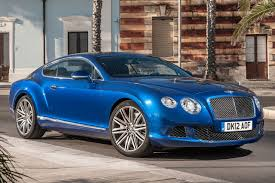 blue bentley interior used 2013 bentley continental gt speed for sale pricing