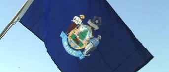 Maine State Flag Wicked Shady Representation The Daily Caller