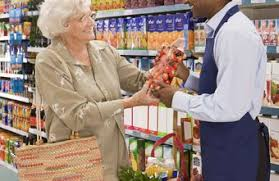 Supermarket Cash Desk What Are The Duties Of A Supermarket Customer Service Assistant