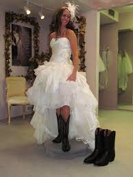 high low wedding dress with cowboy boots dresses to wear with cowboy boots to a wedding