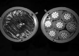 500 watt par56 500w par64 custom led retrofit replacement solution
