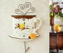 Small Decorative Wall Clocks Artistic Kitchen Wall Clocks For The Additional Décor Amazing Home