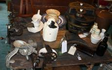 kitchen collectables merrill s auction