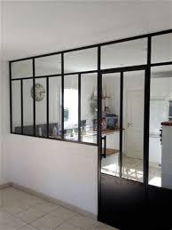 separation vitree cuisine salon separation salon chambre idee de entre cuisine et newsindo co