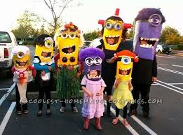 Halloween Minion Costumes 409 Group Halloween Costume Ideas Images Diy