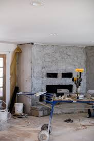 renovating our fireplace with stone veneers u2014 boxwood avenue