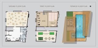 clubhouse floor plans aryamithra flora alkapur township manikonda hyderabad