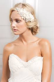 bridal headpiece jannie baltzer 2013 bridal hair pieces and accessories chic