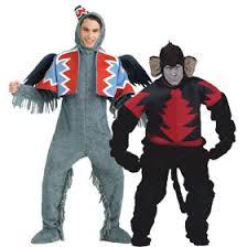 Halloween Monkey Costume Wizard Oz Costumes Fantasy Movie Costumes Brandsonsale