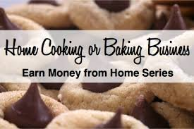 start a business at home cooking or baking steps to inspire you