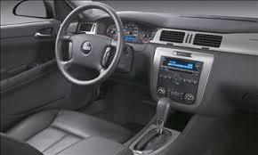2011 Silverado Interior Chevy Impala Sedan Review
