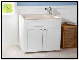 Laundry Room Sinks With Cabinet Laundry Room Utility Sink With Cabinet Planinar Info