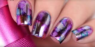forget plain mirrored nails it u0027s all about mirror sharpie nails now