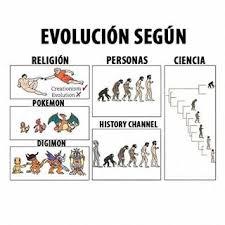 Meme Definicion - definición de evolución perfectamente explicada meme subido por