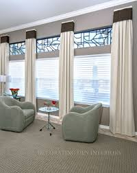 livingroom window treatments custom window treatments designer curtains shades and blinds