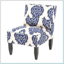 White Accent Chair Navy Blue And White Accent Chair Torahenfamilia Com Blue And